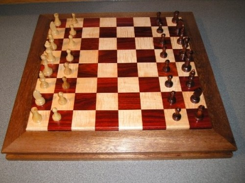 In The Details Gallery - Chessboard